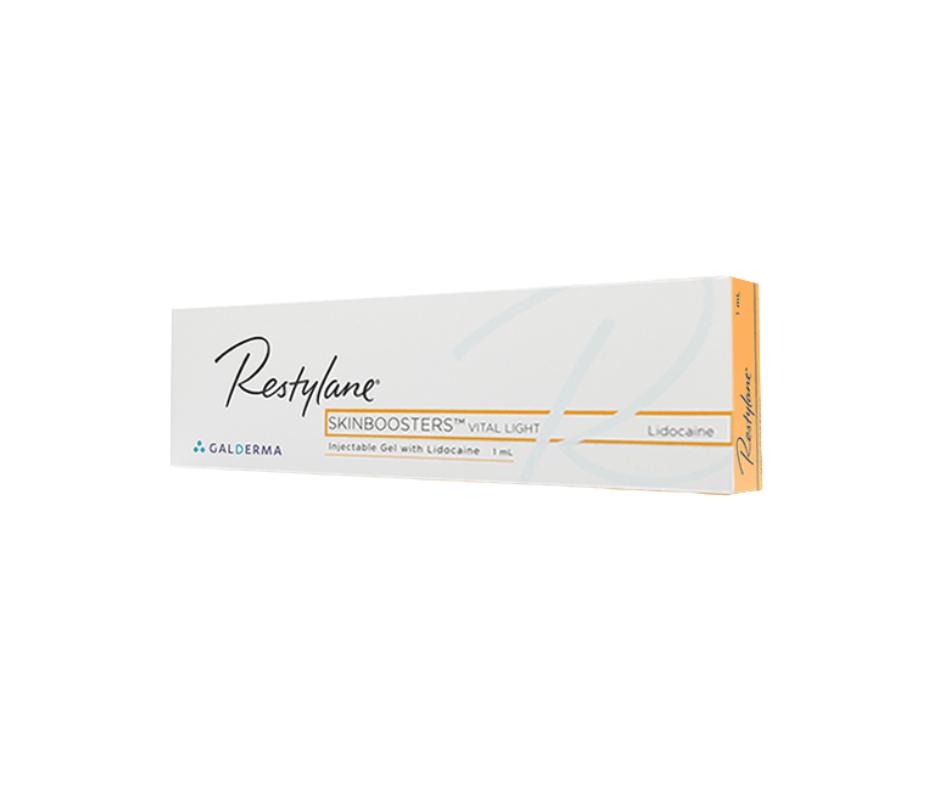Restylane vital light
